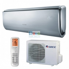 Gree U-Crown inverter 2.6 kw klíma szett (GWH09UB-K3DNA4F)