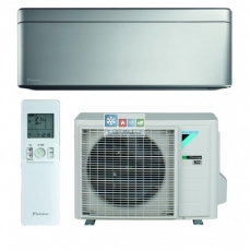 Daikin Stylish FTXA35AS/RXA35A oldalfali split klíma
