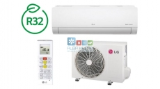 LG S12EQ Silence Smart Inverteres Split klíma 3,5 kW