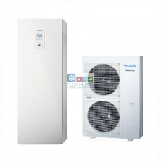 Panasonic Aquarea ALL IN ONE T-CAP WH-UX09HE5/WH-ADC1216H6E5 hőszivattyú